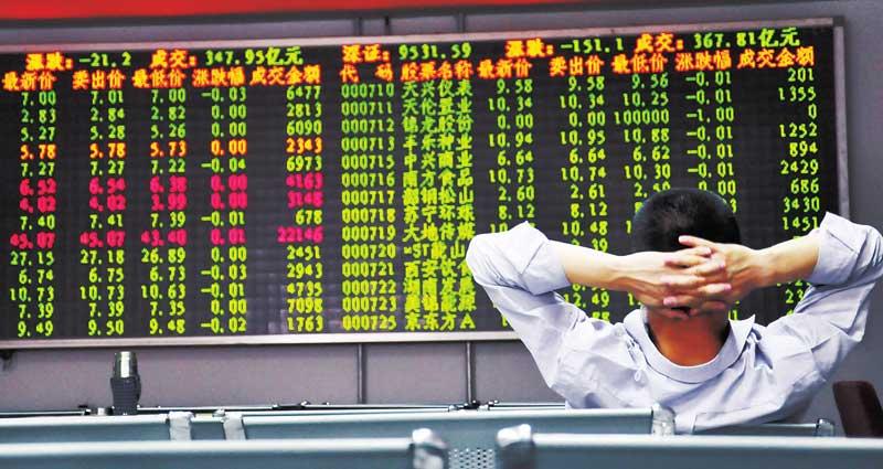 股市与seo数据分析
