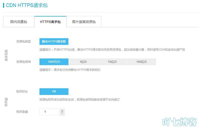HTTPS请求包